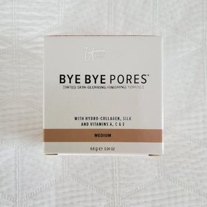 It Cosmetics bye bye pores loose powder - medium